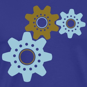 Working Cogs T-Shirts - Men's Premium T-Shirt