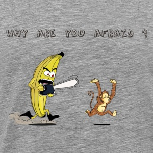 banana killer - Men's Premium T-Shirt