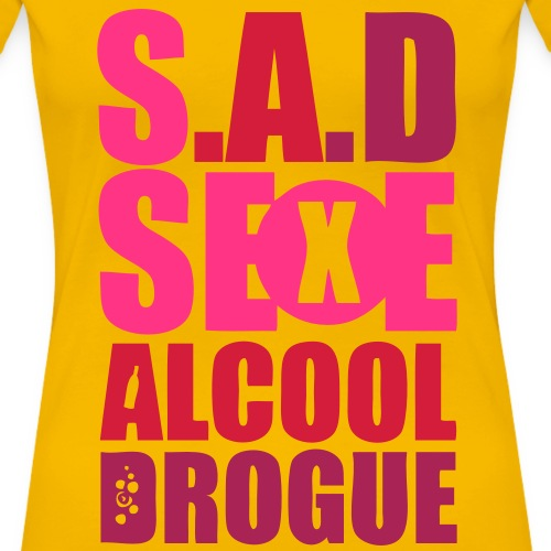 sad sexe alcool drogue