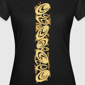 'Ellipses' Women's Girlie Shirt - Women's T-Shirt