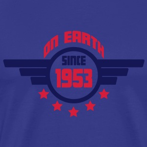 1953_on_earth Camisetas - Camiseta premium hombre