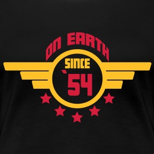 54_on_earth Camisetas - Camiseta premium mujer