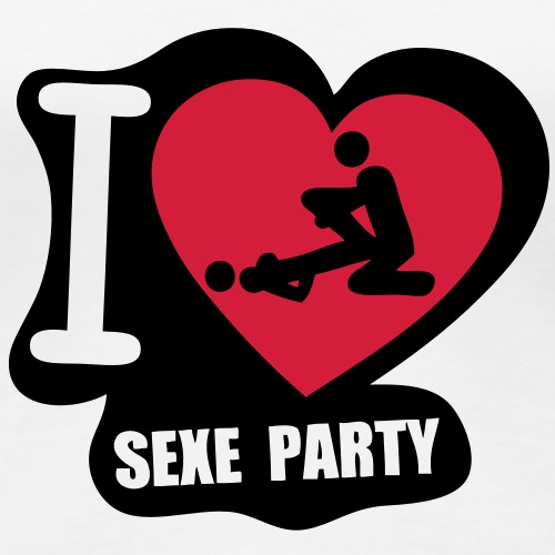 i love sexe party