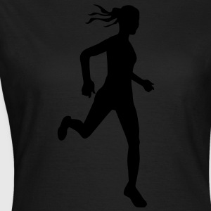 Cross country female - T-shirt dam