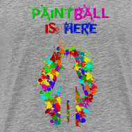 Diseño ~ Community - paintball is here
