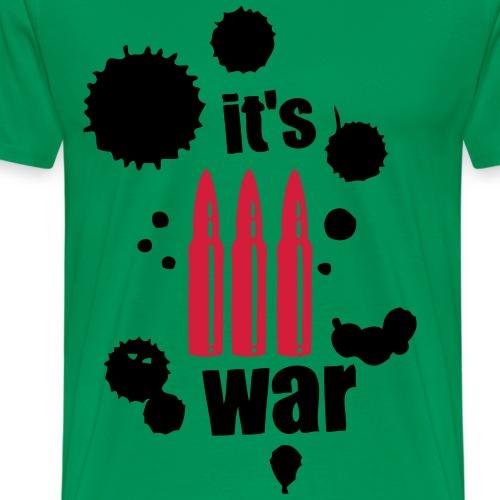 its war