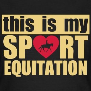 this is my sport equitation
