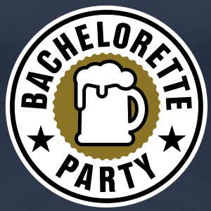 Bachelorette Party | Beer | Bier T-Shirts - Premium-T-shirt dam