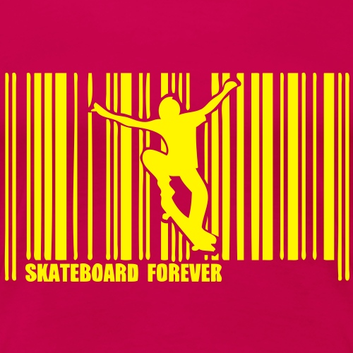 code barre skateboard