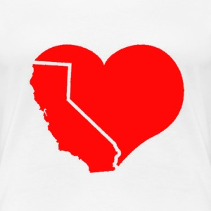 California Love T-Shirts - Frauen Premium T-Shirt