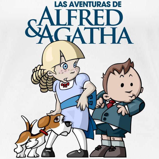 Alfred & Agatha 1