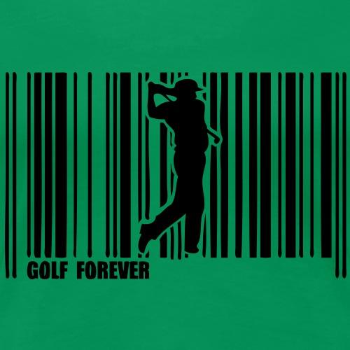 code barre golf