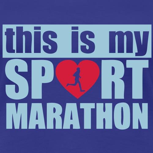 this is my sport marathon2