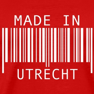 Made in Utrecht T-shirts - Mannen Premium T-shirt