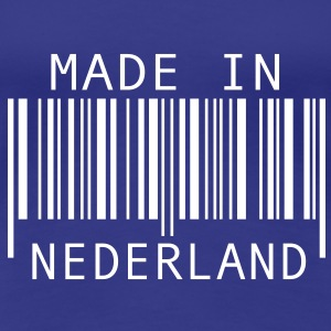 Made in Nederland T-shirts - Vrouwen Premium T-shirt