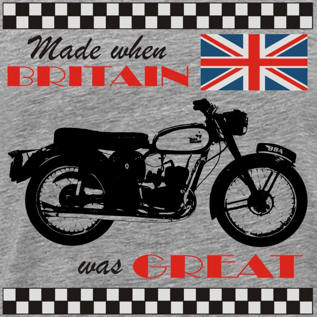 Made when Britain was Great - BSA Bantam