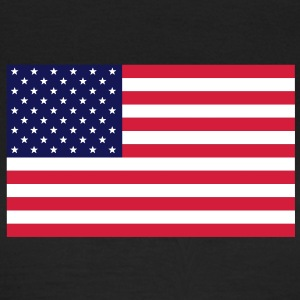Stars and Stripes T-Shirt - Frauen T-Shirt