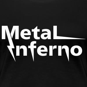 Metal Inferno T-Shirts - Frauen Premium T-Shirt