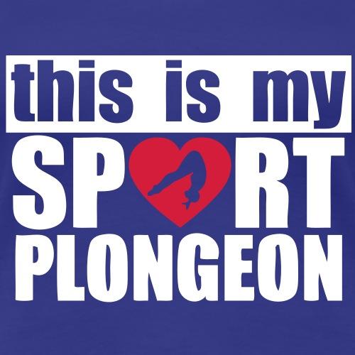 this is my sport plongeon