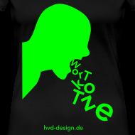 Motiv ~ Wortkotze - Frauen