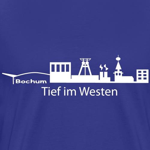 Skyline Bochum Tief im Westen