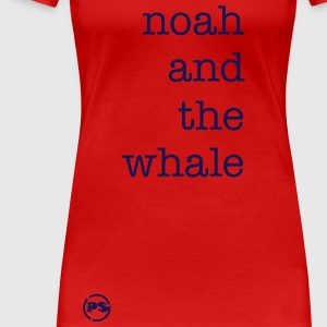 womens girlie fit noah and the whale tee shirt - Women's Premium T-Shirt