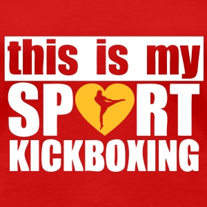 this is my sport kickboxing