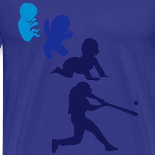 evolution men human sport baseball2