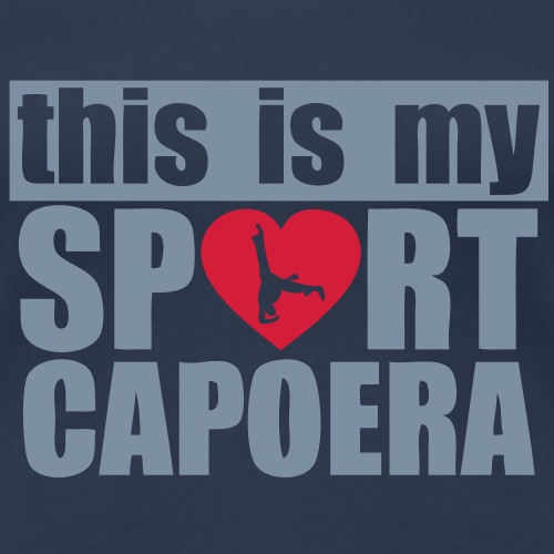 this is my sport capoera