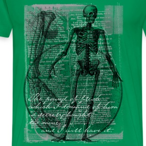 Pound of Flesh Classic Tee - Men's Premium T-Shirt