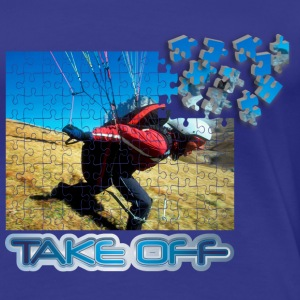 take_off T-Shirts - Frauen Premium T-Shirt