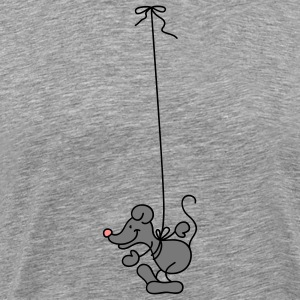 The Mouse hangs around Tee shirts - T-shirt Premium Homme