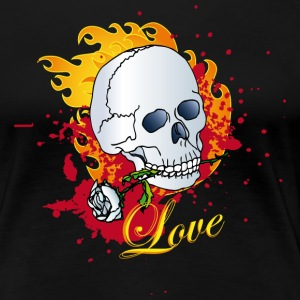 Love - Girlie - Color - Frauen Premium T-Shirt