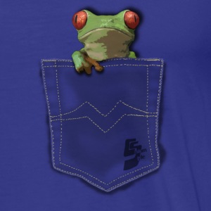 pocket grenouille by customstyle Tee shirts - T-shirt Premium Homme