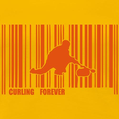 code barre curling