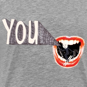YOU! T-Shirts - T-shirt Premium Homme