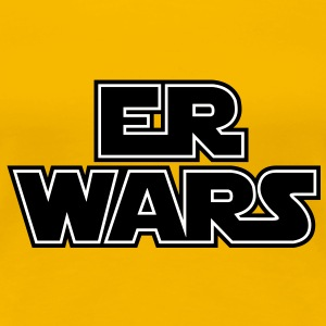 Er wars T-Shirts - Frauen Premium T-Shirt
