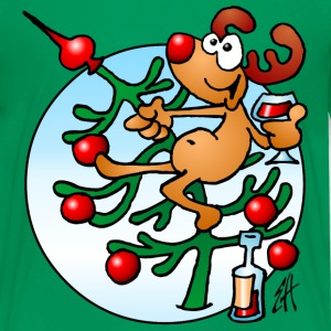 Rudolph the Red Nosed Reindeer - Premium-T-shirt tonåring