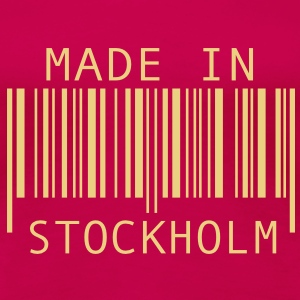 Made in Stockholm T-shirts - Premium-T-shirt dam