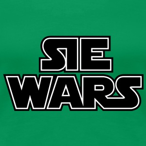 Sie wars T-Shirts - Premium T-skjorte for kvinner