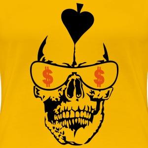 tete mort dollars poker pique