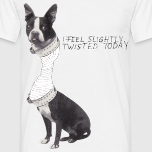 kinda twisted T-Shirts - Männer T-Shirt