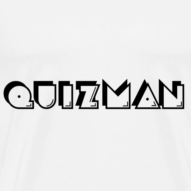 QuizMan Pac man style shirt in Yellow