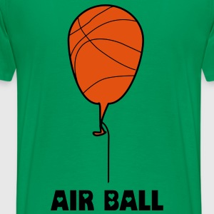 basket_airball - T-shirt Premium Homme