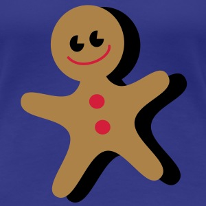 gingerbread T-Shirts - Women's Premium T-Shirt