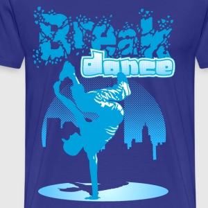 City Breakdance - Men's Premium T-Shirt