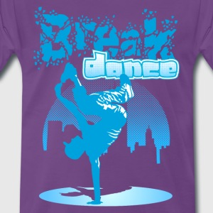 City breakdance - T-shirt Premium Homme