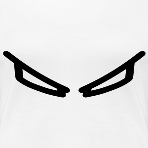 eyes T-Shirts - Women's Premium T-Shirt