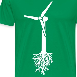 Think Green T-shirts - Mannen Premium T-shirt