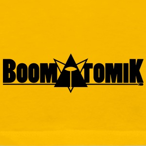 T-shirt homme Boombox2 + Boomatomik dos - T-shirt Premium Homme